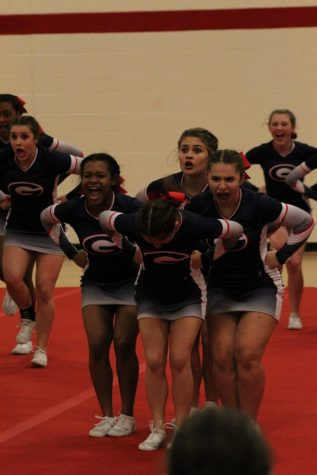 Competition Cheer 2/12/20